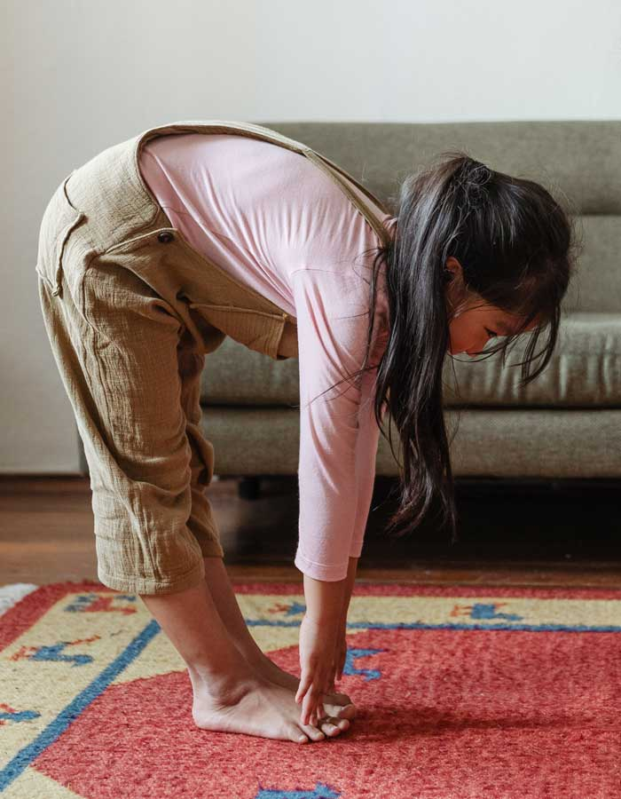 Yoga voor ouder en kind