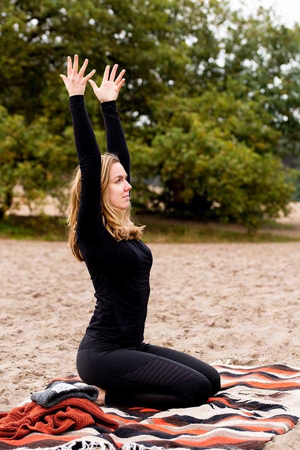 Janneke Lourens Yoga Druten